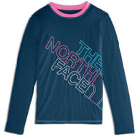 THE NORTH FACE Girls' Amphibious Long-Sleeve Tee S