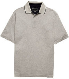 David Leadbetter Traditional Fit Stays Cool Short