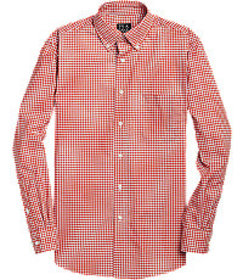 Executive Collection Tailored Fit Button-Down Coll