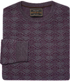 Reserve Collection Shadow Crewneck Sweater - Big &