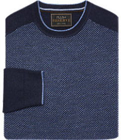 Reserve Collection Raglan Crew Neck Sweater CLEARA