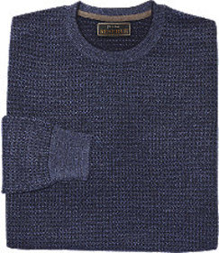 Reserve Collection Jacquard Crew Tailored Fit Swea
