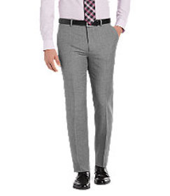 Signature Collection Tailored Fit Tic Flat Front D