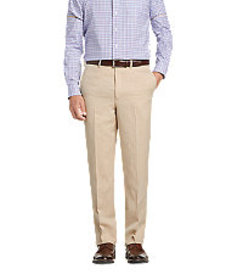 Signature Collection Tailored Fit Flat Front Herri