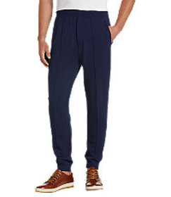 1905 Collection Tailored Fit Athleisure Pants CLEA
