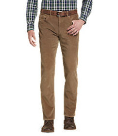 1905 Collection Tailored Fit Corduroy Pants CLEARA