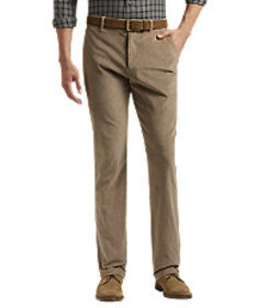 Reserve Collection Tailored Fit Corduroy Pant CLEA