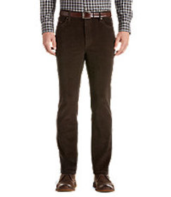 1905 Collection Tailored Fit 5-Pocket Corduroy Pan