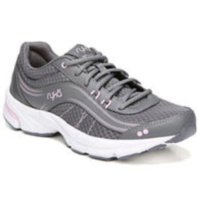RYKA Women's Impulse Walking Shoes, Grey