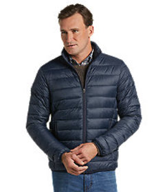 1905 Collection Tailored Fit Packable Quilted Jack