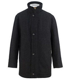 Jos. A. Bank Traditional Fit Heathered Coat CLEARA