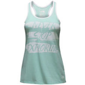 THE NORTH FACE MA Women's Graphic Play Hard Tank T