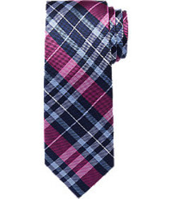 Traveler Collection Plaid Tie CLEARANCE