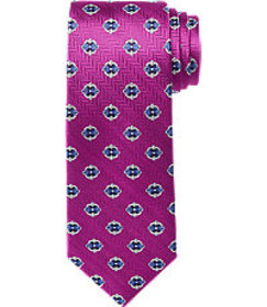 Reserve Collection Herringbone Floral Tie CLEARANC