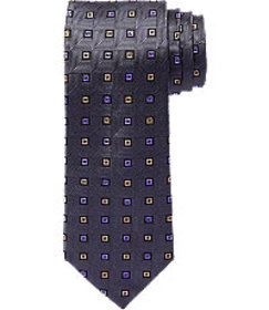 Reserve Collection Corner Squares Tie CLEARANCE