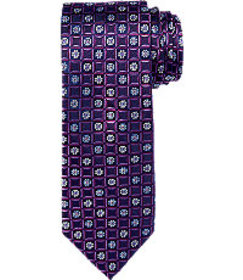 Reserve Collection Flower Grid Tie CLEARANCE