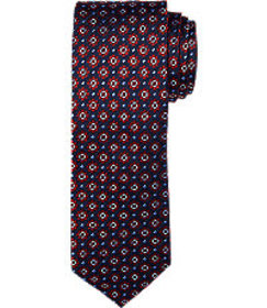 1905 Collection Geometric Floral Tie CLEARANCE