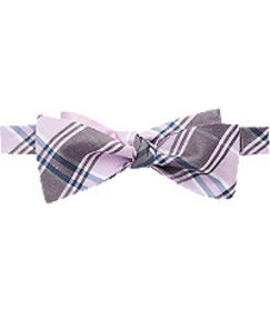 1905 Collection Plaid Bow Tie CLEARANCE