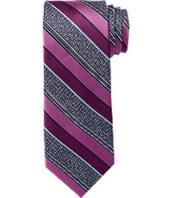 Signature Gold Stripe Tie CLEARANCE