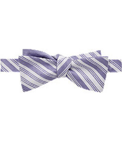 1905 Collection Stripe Bow Tie CLEARANCE