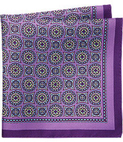Jos. A. Bank Medallion Pocket Square CLEARANCE