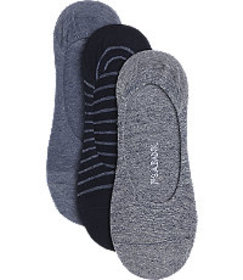 Jos. A. Bank Footcovers, 3-Pack CLEARANCE