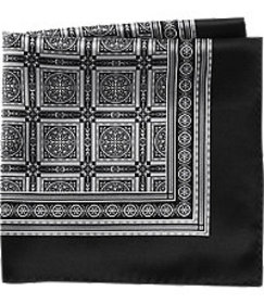 Jos. A. Bank Tile Silk Pocket Square CLEARANCE