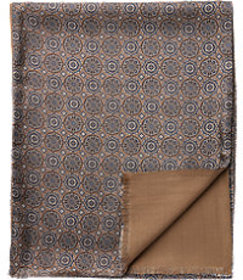 Jos. A. Bank Medallion Silk & Wool Scarf CLEARANCE