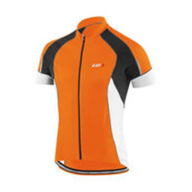 LOUIS GARNEAU Men's Lemmon Vent Bike Jersey, Orang