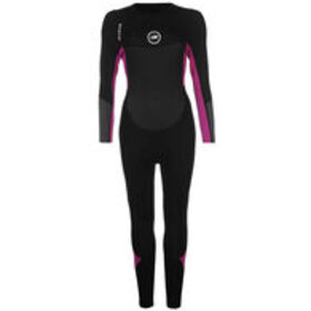 HOT TUNA Women's 2.5mm Full Wetsuit