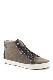 Ben Sherman Percy High Top Sneaker