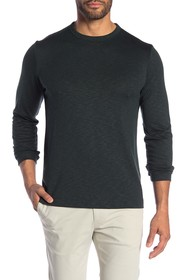 Theory Gaskell Anemone Crew Neck Pullover