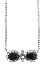 Marc by Marc Jacobs Bow Necklace