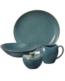 Elegance Green 5 Piece Completer Set