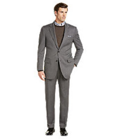 Signature Collection Traditional Fit Herringbone S