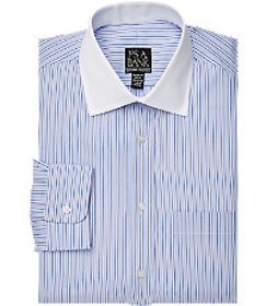 Executive Collection Tailored Fit Spread Collar St