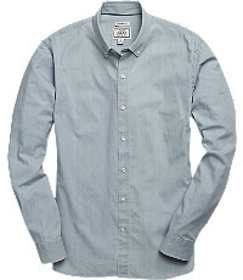 1905 Collection Tailored Fit Button-Down Collar Li