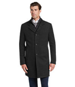 Travel Tech Tailored Fit Birdseye Car Coat CLEARAN