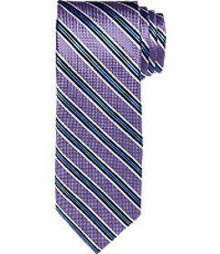 Traveler Collection Stripe Tie - Long CLEARANCE