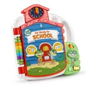 LeapFrog® Tad's Get Ready for School Book™