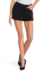 J Brand Johnny Mid-Rise Shorts