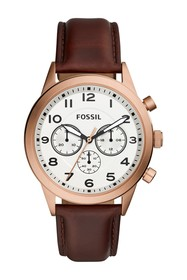 Fossil Men's Flynn Pilot Quartz Chronograph Watch