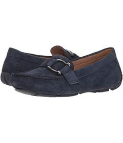 Naturalizer Inky Navy Suede