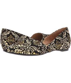 Naturalizer Black/Gold Brocade