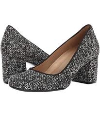 Naturalizer Black/White Metallic Tweed