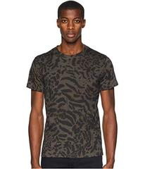 Versace Jeans Couture Tiger Print T-Shirt