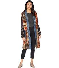 Free People Songbird Patched Coat
