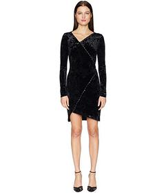 Versace Jeans Couture Embellished Long Sleeve Cros