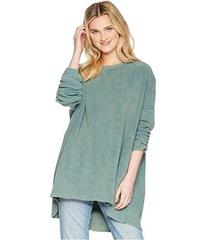 Free People Washed Ashore Crew Neck - Solid