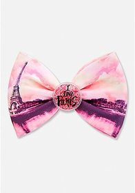 Shaky Paris Bow Hair Clip